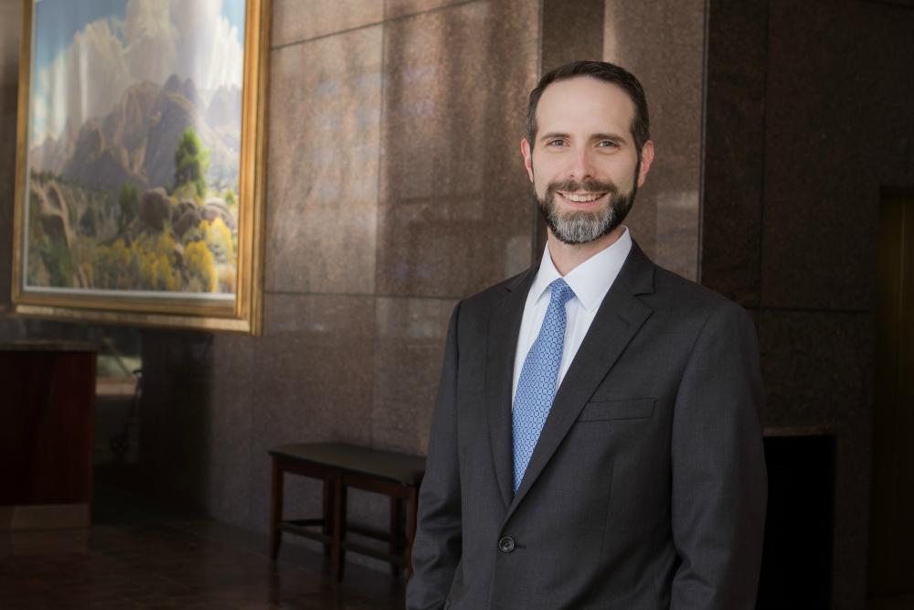 David G. Woodral